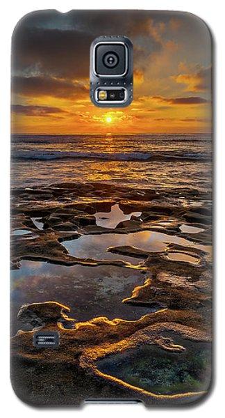 La Jolla Tidepools Galaxy S5 Case