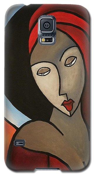 La Madonna Galaxy S5 Case by Edwin Alverio