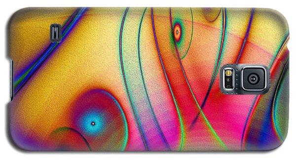La Musica Llena El Aire Galaxy S5 Case