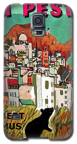 La Peste  Albert Camus Poster Galaxy S5 Case
