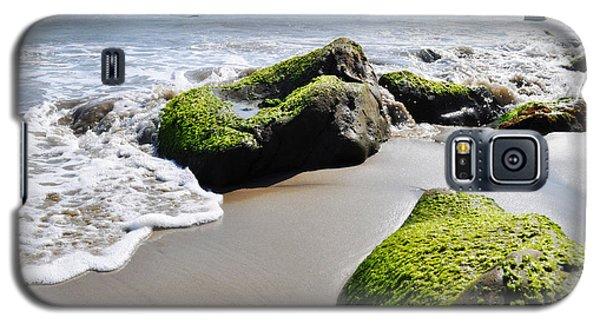 La Piedra Shore Malibu Galaxy S5 Case by Kyle Hanson