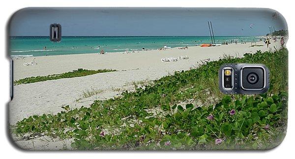 La Playa Mas Hermosa Galaxy S5 Case