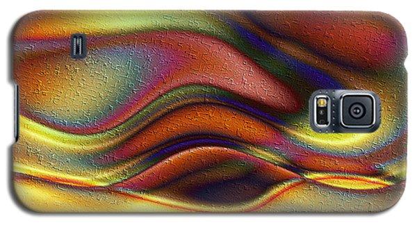 La Puesta Del Sol Galaxy S5 Case