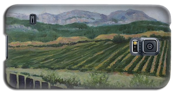 La Rioja Valley Galaxy S5 Case