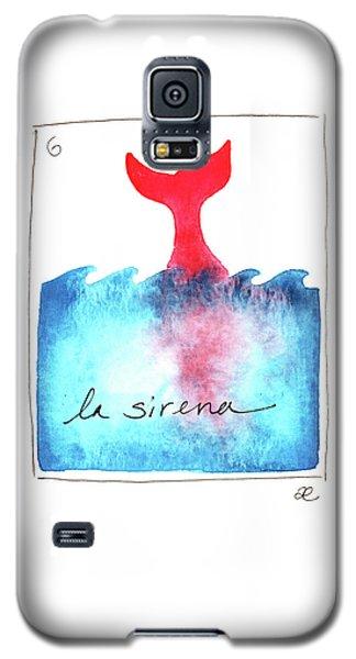 La Sirena Galaxy S5 Case