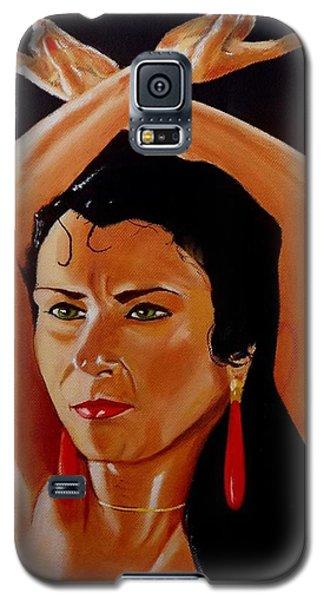 La Tati Galaxy S5 Case by Manuel Sanchez