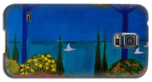La Terasse En St Tropez Galaxy S5 Case
