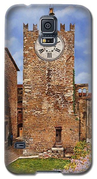 La Torre Del Carmine-montecatini Terme-tuscany Galaxy S5 Case