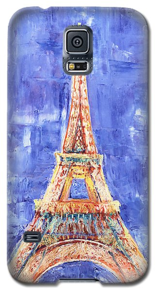 La Tour Eiffel Galaxy S5 Case