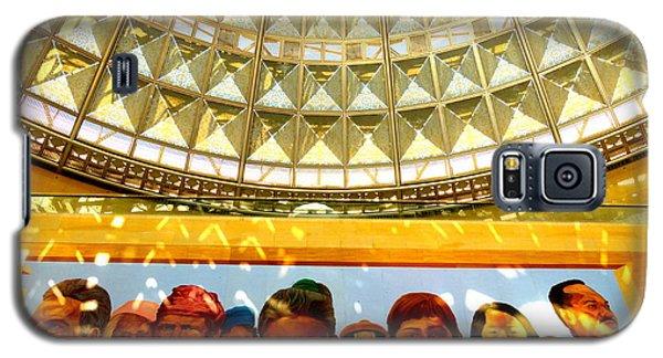 La Union Station Mural Galaxy S5 Case