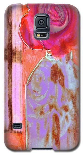 La Vie En Rose  1 Galaxy S5 Case