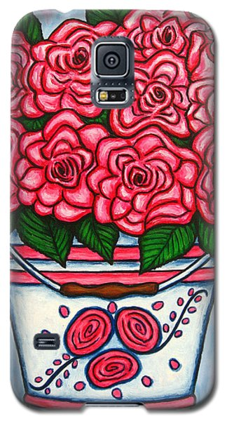 La Vie En Rose Galaxy S5 Case