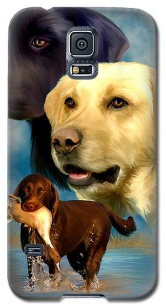 Labrador Retrievers Galaxy S5 Case