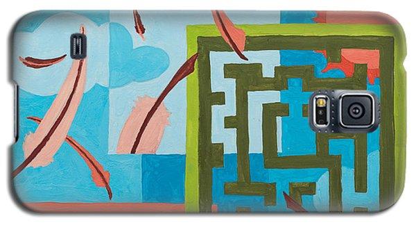 Labyrinth Day Galaxy S5 Case