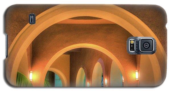 Labyrinthian Arches Galaxy S5 Case