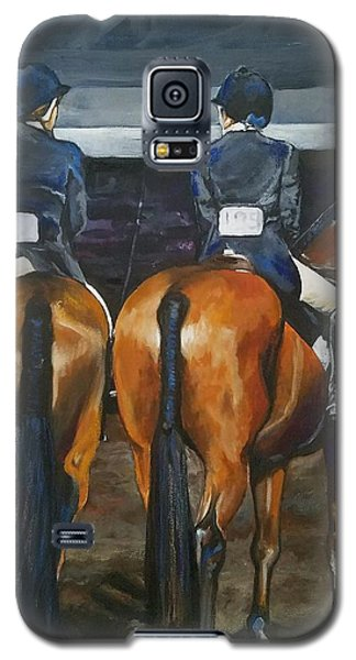 Ladies At Sussex Hunt Night Galaxy S5 Case