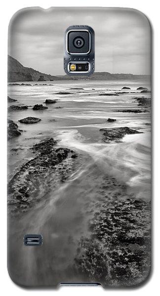 Ladram Bay In Devon Galaxy S5 Case