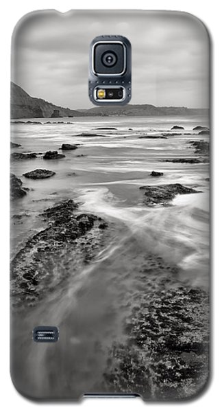 Ladram Bay In Devon Galaxy S5 Case