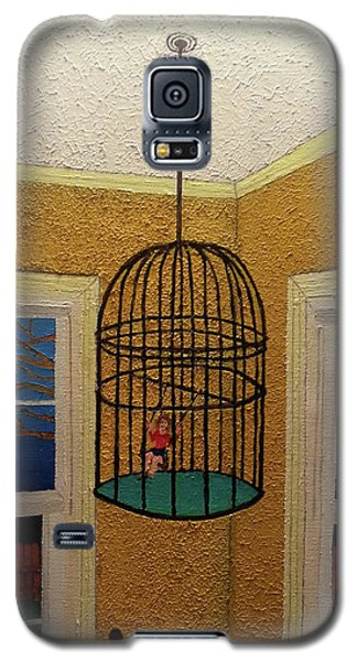 Lady Bird Galaxy S5 Case