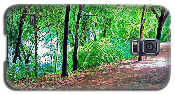 Lady Bird Trail Galaxy S5 Case