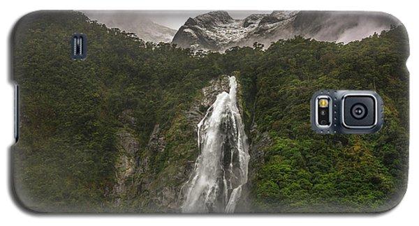 Lady Bowen Falls Galaxy S5 Case