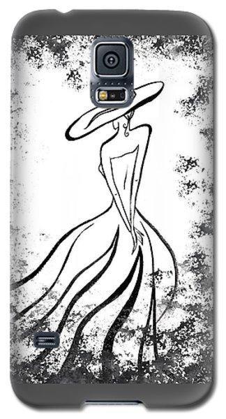 Lady Charm Galaxy S5 Case by Irina Sztukowski