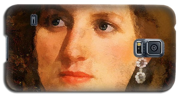 Lady Diana Galaxy S5 Case
