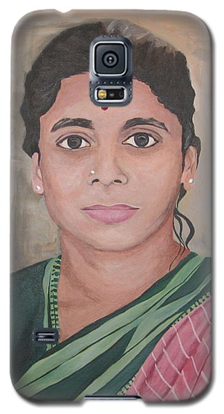 Lady From India Galaxy S5 Case