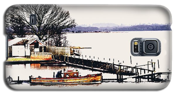 Galaxy S5 Case featuring the photograph Lady Jean by Jeremy Lavender Photography