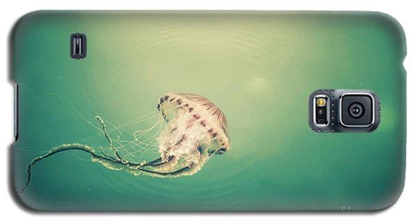 Lady Jellyfish Galaxy S5 Case