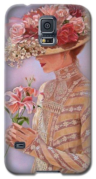 Lady Jessica Galaxy S5 Case by Sue Halstenberg