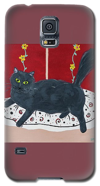 Lady Kitty Galaxy S5 Case