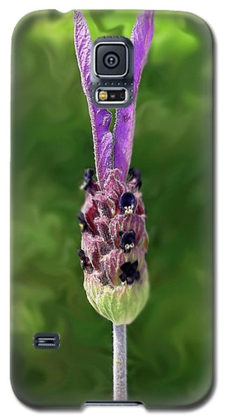 Lady Lavender Galaxy S5 Case
