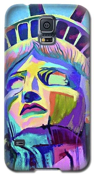 Lady Liberty Galaxy S5 Case