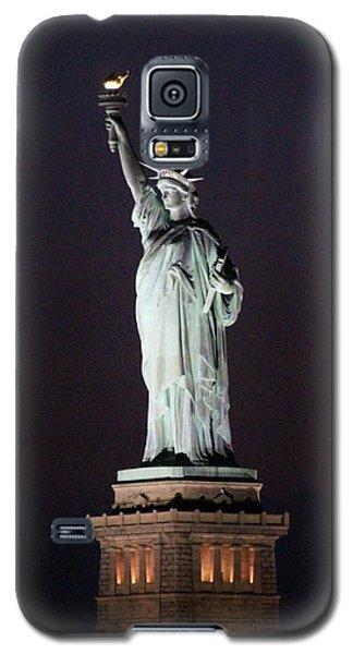 Lady Liberty Galaxy S5 Case by Karen Silvestri