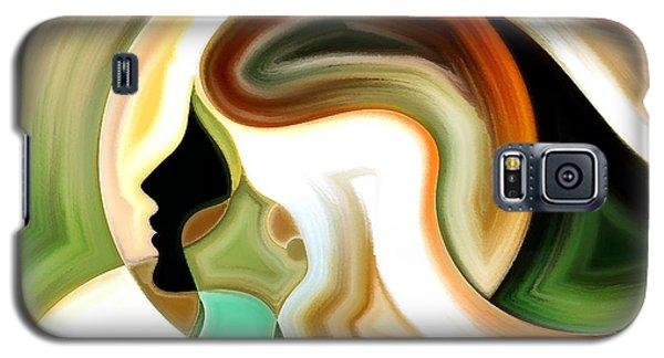 Lady Of Color Galaxy S5 Case
