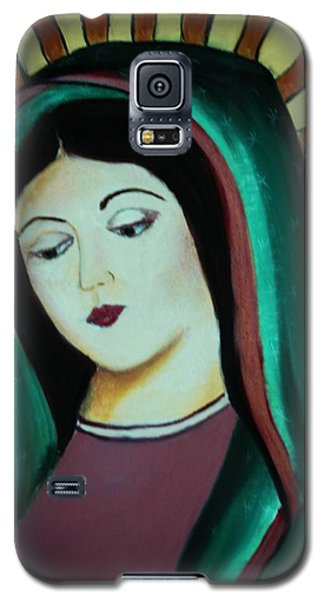 Lady Of Guadalupe Galaxy S5 Case
