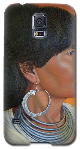Lady Of Sapa Galaxy S5 Case