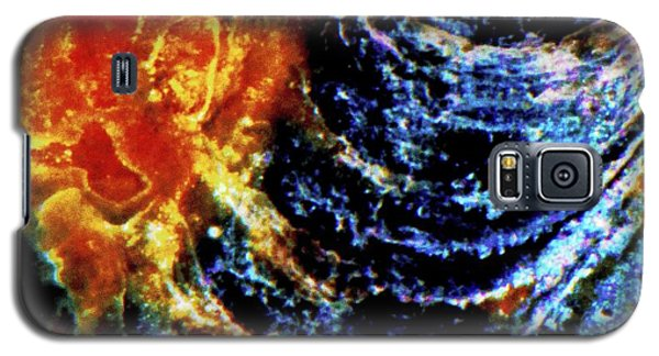 Lady Of The Shell Galaxy S5 Case