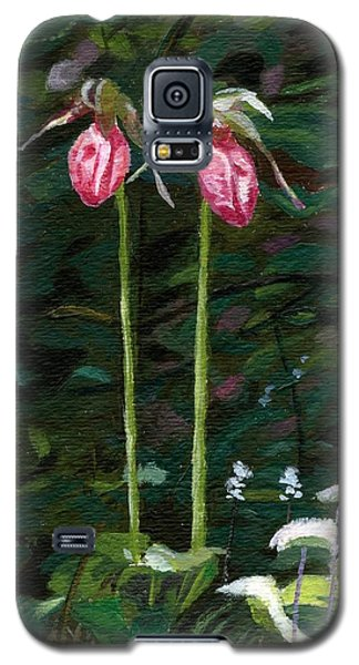 Lady Slipper Galaxy S5 Case