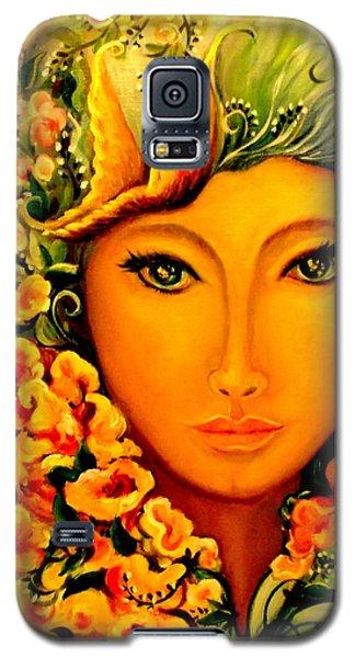 Lady Sring Galaxy S5 Case