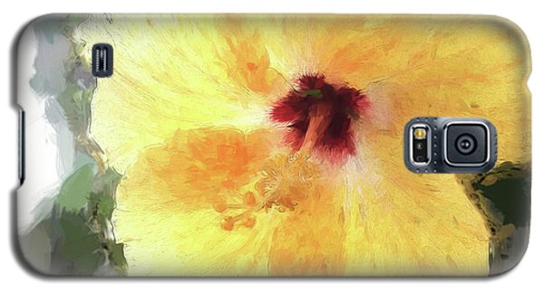 Lady Yellow Galaxy S5 Case