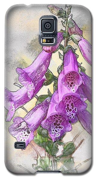 Lady's Glove Galaxy S5 Case