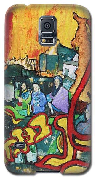 Lag B'omer Galaxy S5 Case