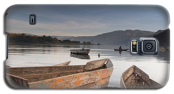 Lago Atitlan Galaxy S5 Case