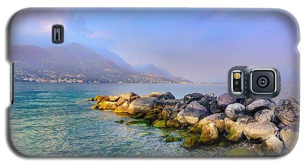 Lago Di Garda. Stones Galaxy S5 Case