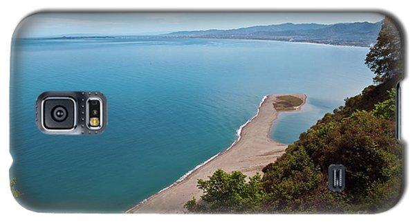 Lagoon Of Tindari On The Isle Of Sicily  Galaxy S5 Case