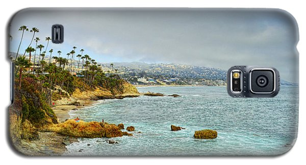 Laguna Beach Coastline Galaxy S5 Case by Glenn McCarthy Art and Photography