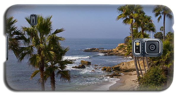 Laguna Beach Coastline Galaxy S5 Case