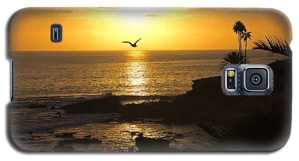 Laguna Sunset Galaxy S5 Case